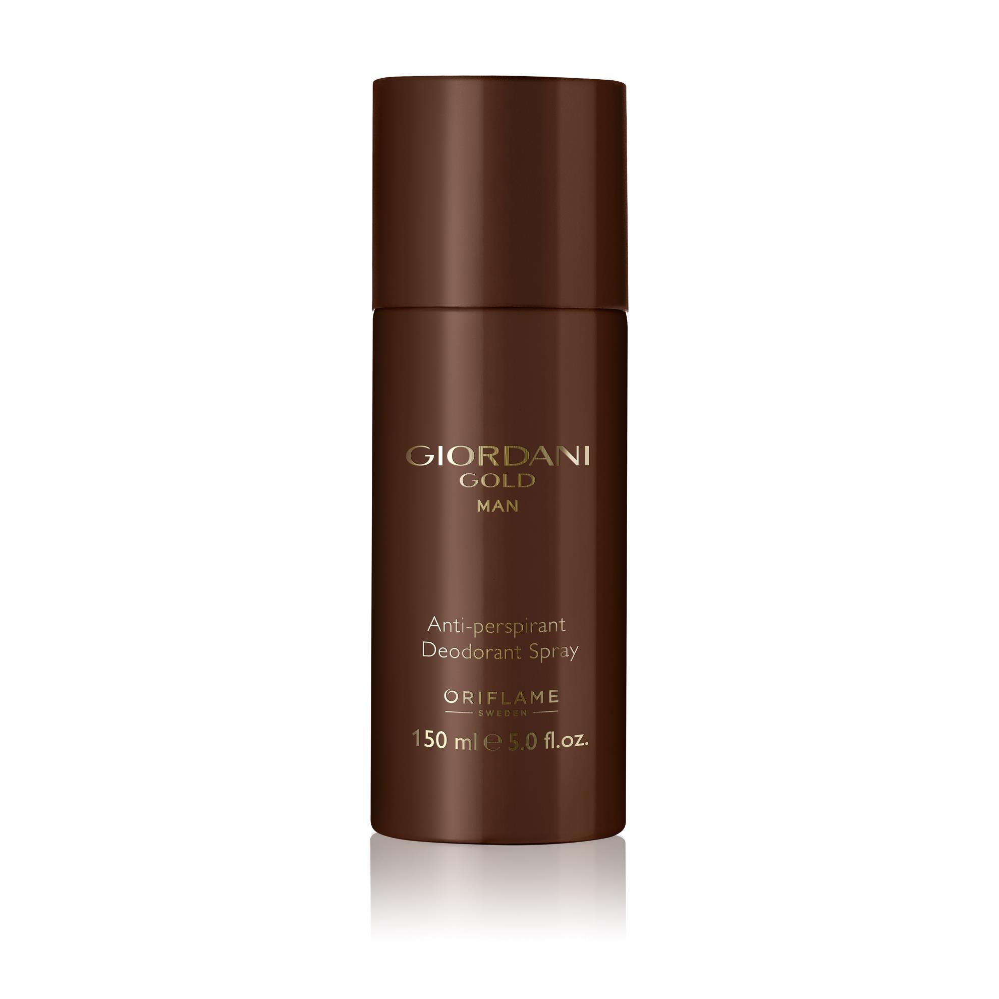 Giordani Gold Man Anti-perspirant Deodorant Spray
