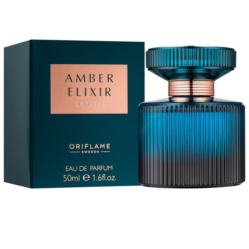 Buy Oriflame Amber Elixir Crystal Perfume Online In Nigeria With