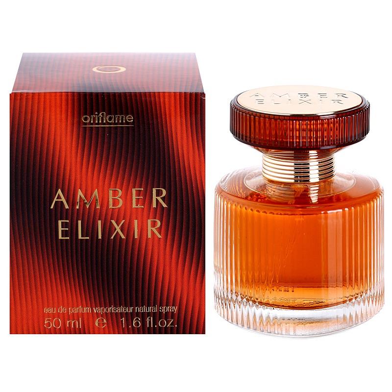 Amber Elixir Perfume