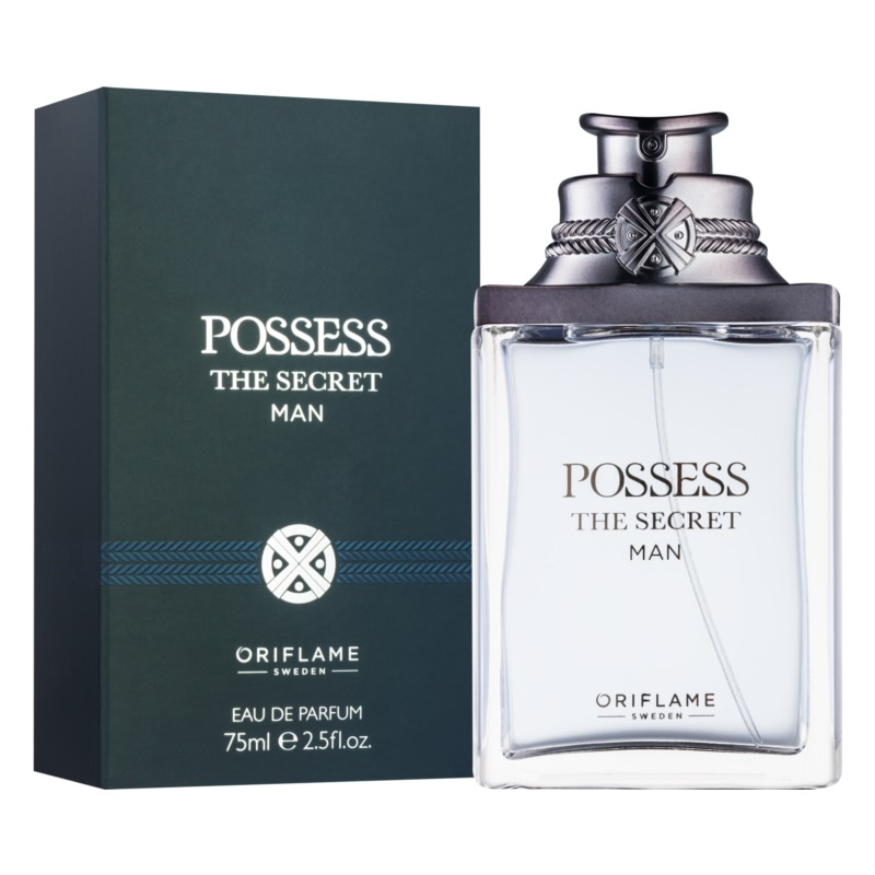 Buy Oriflame Possess The Secret Man Online In Lagos Nigeria