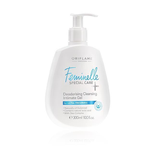 Special care deodorising cleansing intimate gel